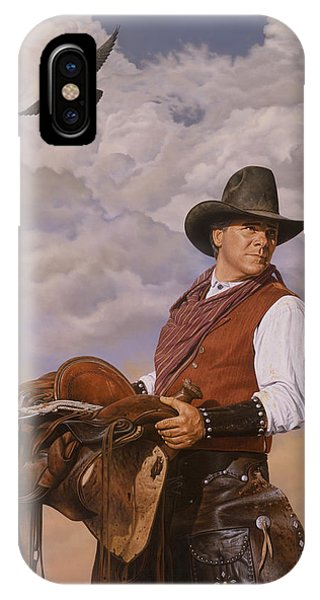 Saddle 'em Up IPhone Case