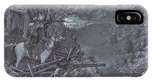 Saddle Sniper IPhone Case
