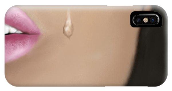 Sadness IPhone Case
