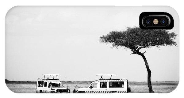 Safari Dream IPhone Case