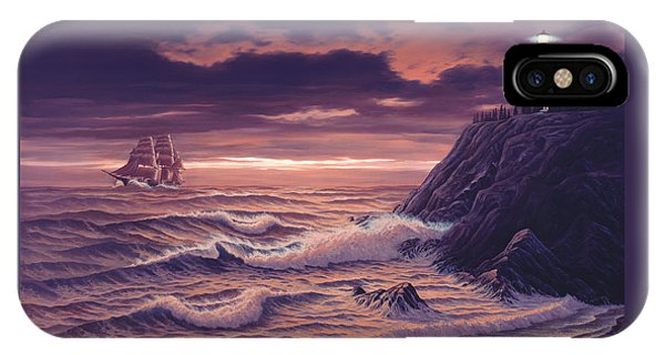 Safe Passage IPhone Case