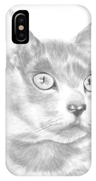 Saffy IPhone Case