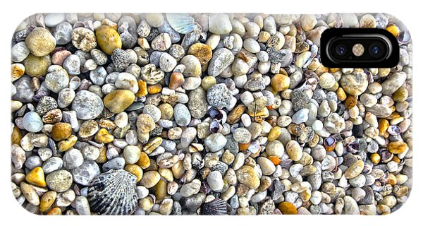 Sag Harbor Rocky Bay Beach IPhone Case