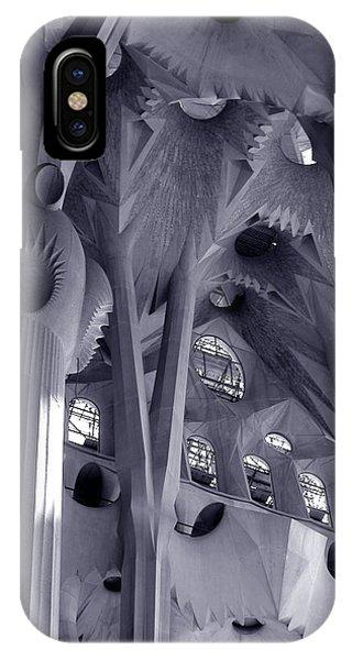 Sagrada Familia Vault IPhone Case