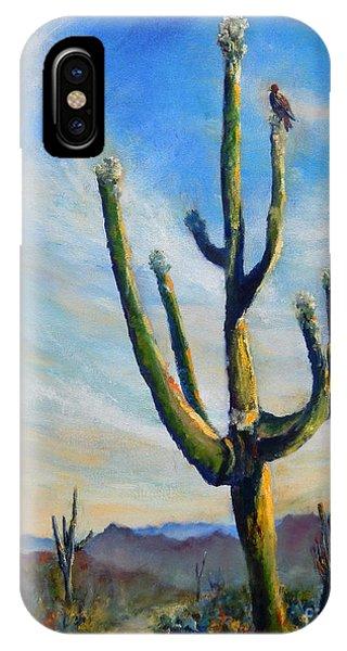 Saguaro Cacti IPhone Case
