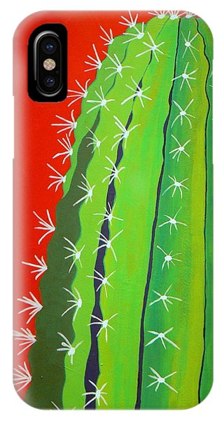 Saguaro Cactus IPhone Case