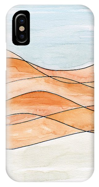 Sahara Sand Dunes IPhone Case