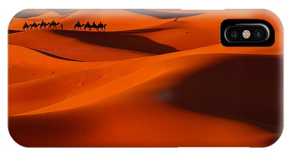 Sahara Story IPhone Case
