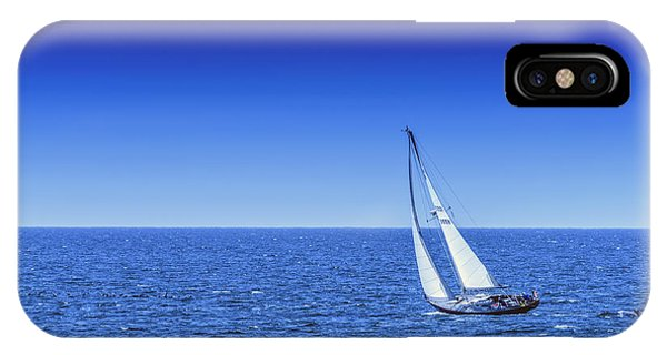 Navigation iPhone Case - Sail Away by Rick Berk