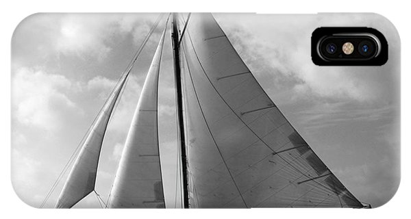 Sail By IPhone Case