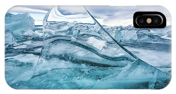 Winter iPhone Case - Sail by Sergey Pesterev