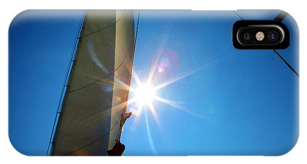 Sail Shine By Jan Marvin Studios IPhone Case