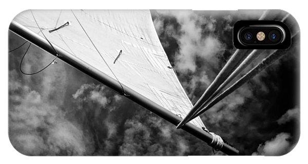Navigation iPhone Case - Sail by Stelios Kleanthous