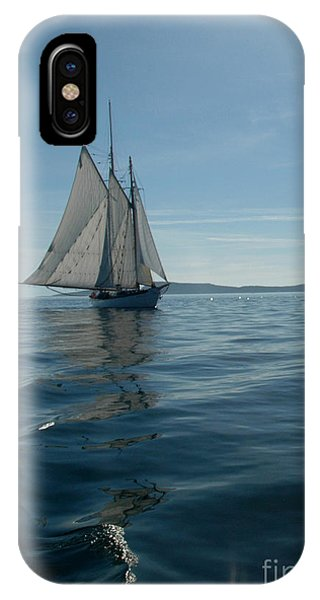 Sail The Blue IPhone Case