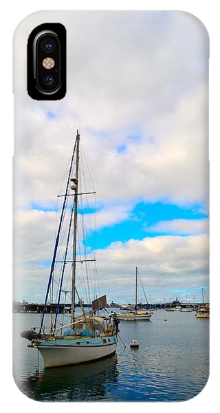 Sail With Me IPhone Case