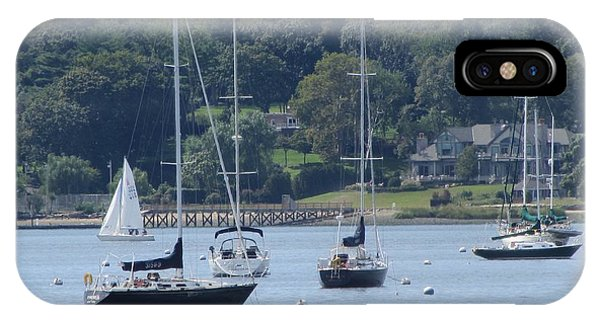 Sailboat Serenity Phone Case by Debbie Nester