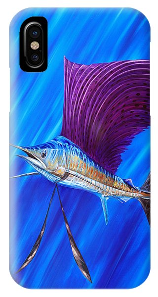 Sailfish IPhone Case