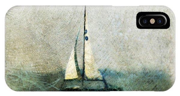 Sailin' With Sally Starr IPhone Case