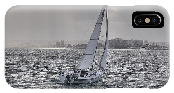 Sailing Bliss  IPhone Case