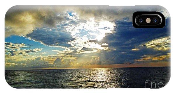 Sailing By Heaven's Door IPhone Case
