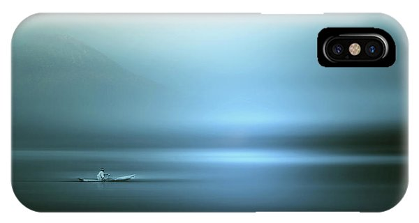 Long Exposure iPhone Case - Sailing by Cie Shin