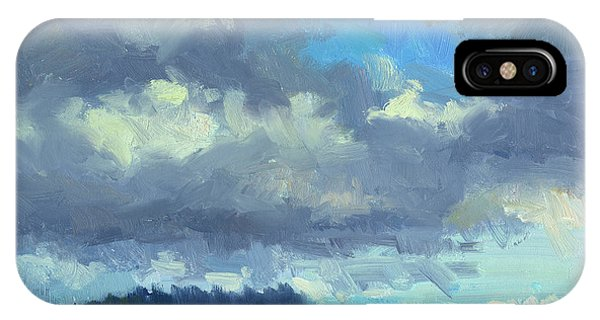 South Pacific Ocean iPhone Case - Sailing by Diane McClary