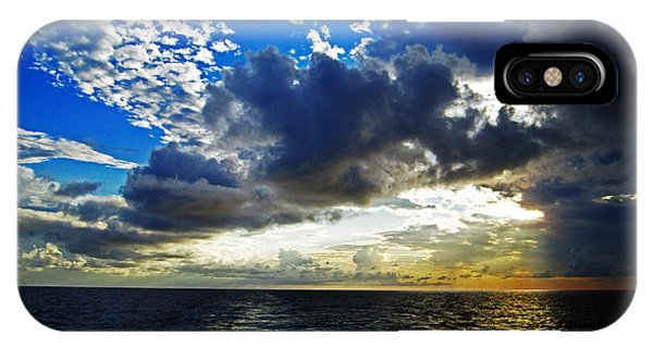 Sailing North IPhone Case
