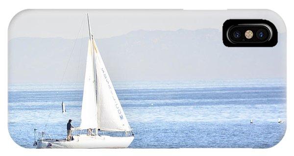 Sailing Peace IPhone Case