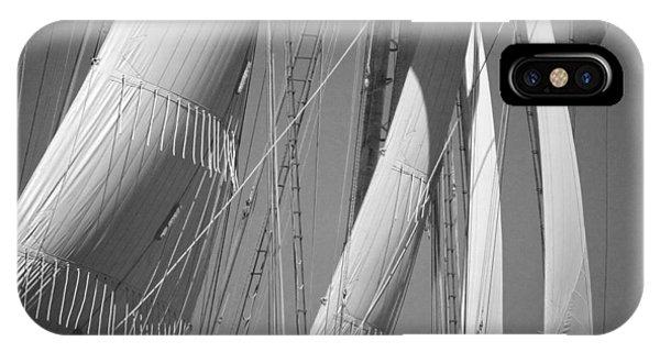Sails IPhone Case