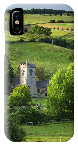 IPhone Case featuring the photograph Saint Andrews - Cotswolds by Brian Jannsen