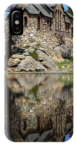 Saint Malo Chapel IPhone Case
