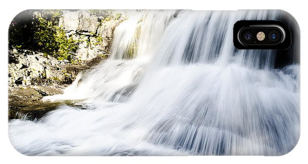 Saint Mary's Waterfall IPhone Case