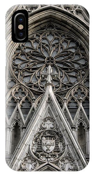 Saint Patrick's Cathedral IPhone Case