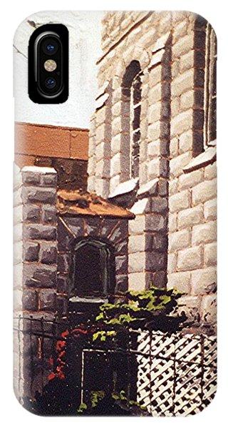 Saint Paul Phone Case by Paul Guyer