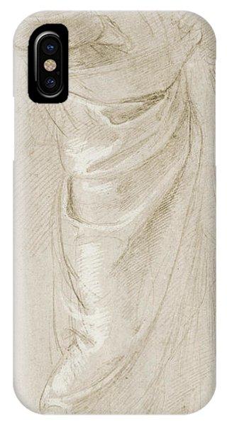 Saint Paul Rending His Garments IPhone Case