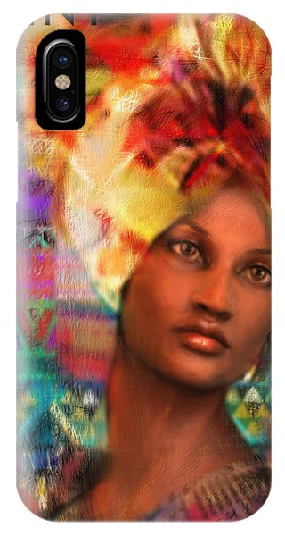 Saint Perpetua Of Carthage IPhone Case