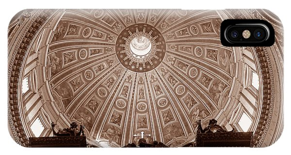 Saint Peter Dome IPhone Case