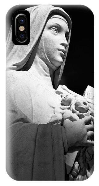 Saint Teresa IPhone Case