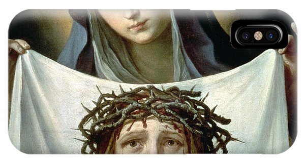Life Of Christ iPhone Case - Saint Veronica by Guido Reni