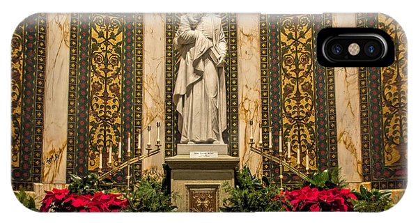 Saint Vincent Depaul Chapel IPhone Case