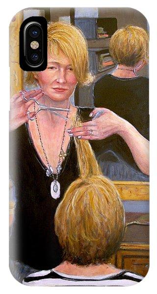 Salon #2 IPhone Case