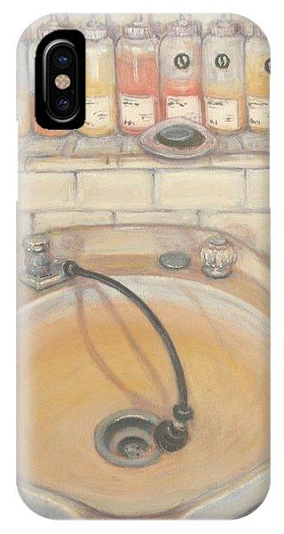 Salon #3 IPhone Case