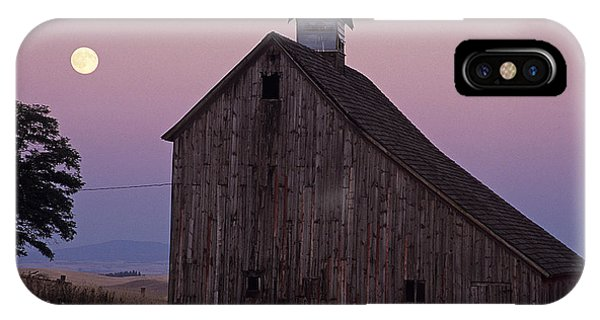 Salt Barn Mooned IPhone Case