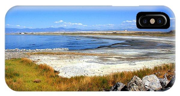 Salt Lake Utah IPhone Case