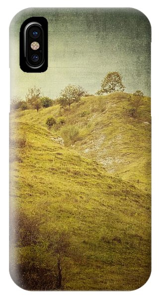 Salt Meadow Mounds IPhone Case