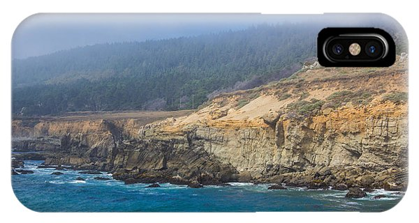 Salt Point State Park Coastline IPhone Case