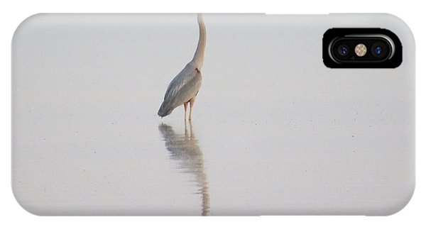 Salton Egret IPhone Case