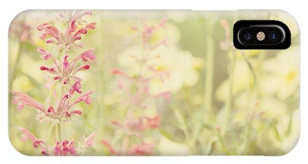 Salvia Flower 2 IPhone Case