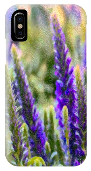 Salvia Sway IPhone Case
