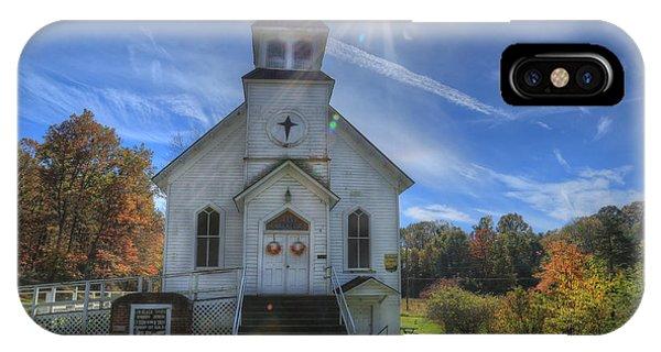 Sam Black Church IPhone Case